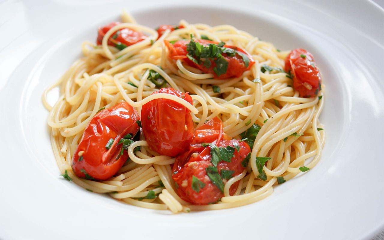Spaghetti mit Sardellen (Spaghetti con Acciughe) Rezept