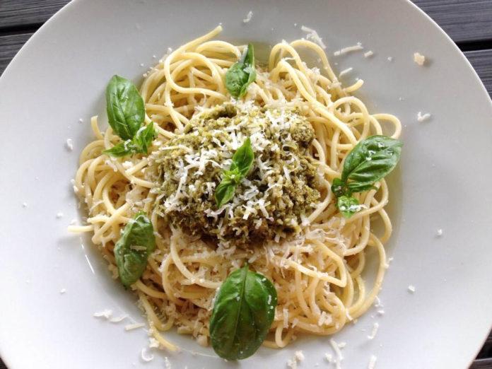 Pesto für Pasta Genovese von Ellerepublic.de
