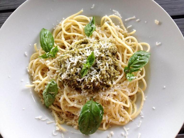 Pesto Genovese Pasta