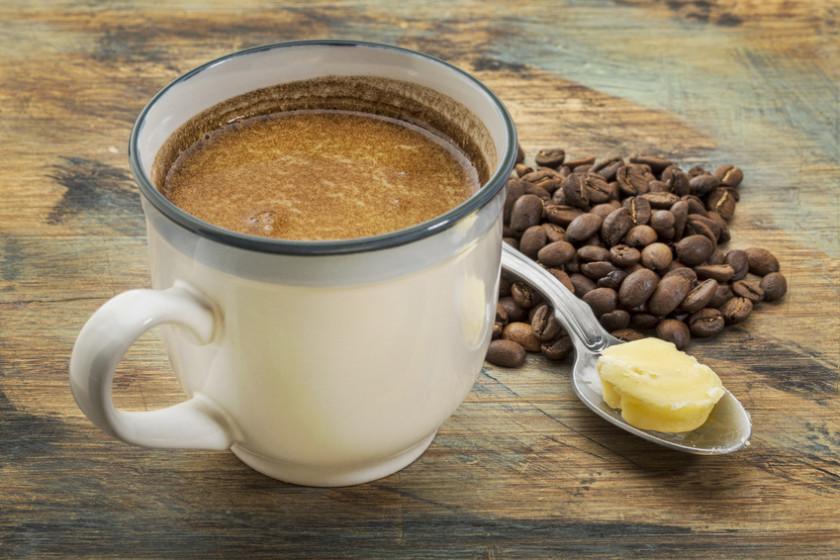 Butter im Kaffee oder Bulletproof-Coffee