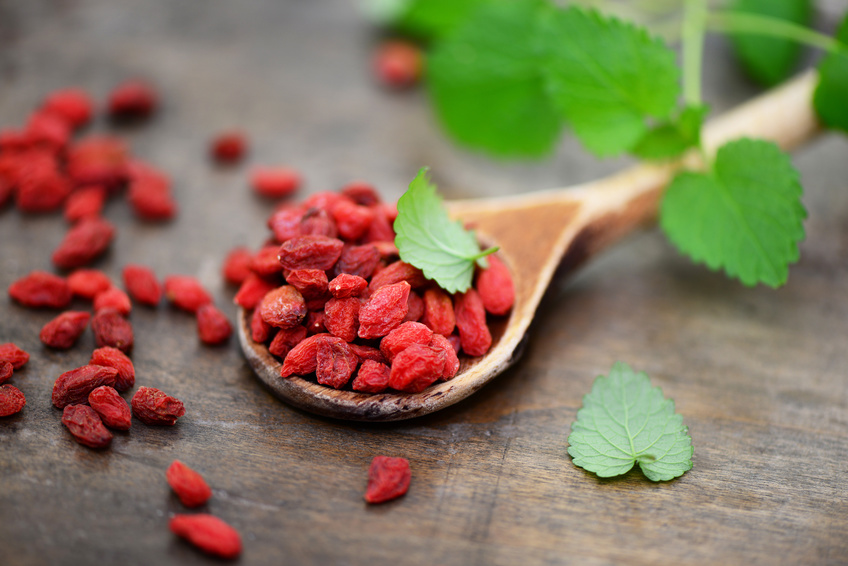 Goji ,Beeren, Superfood