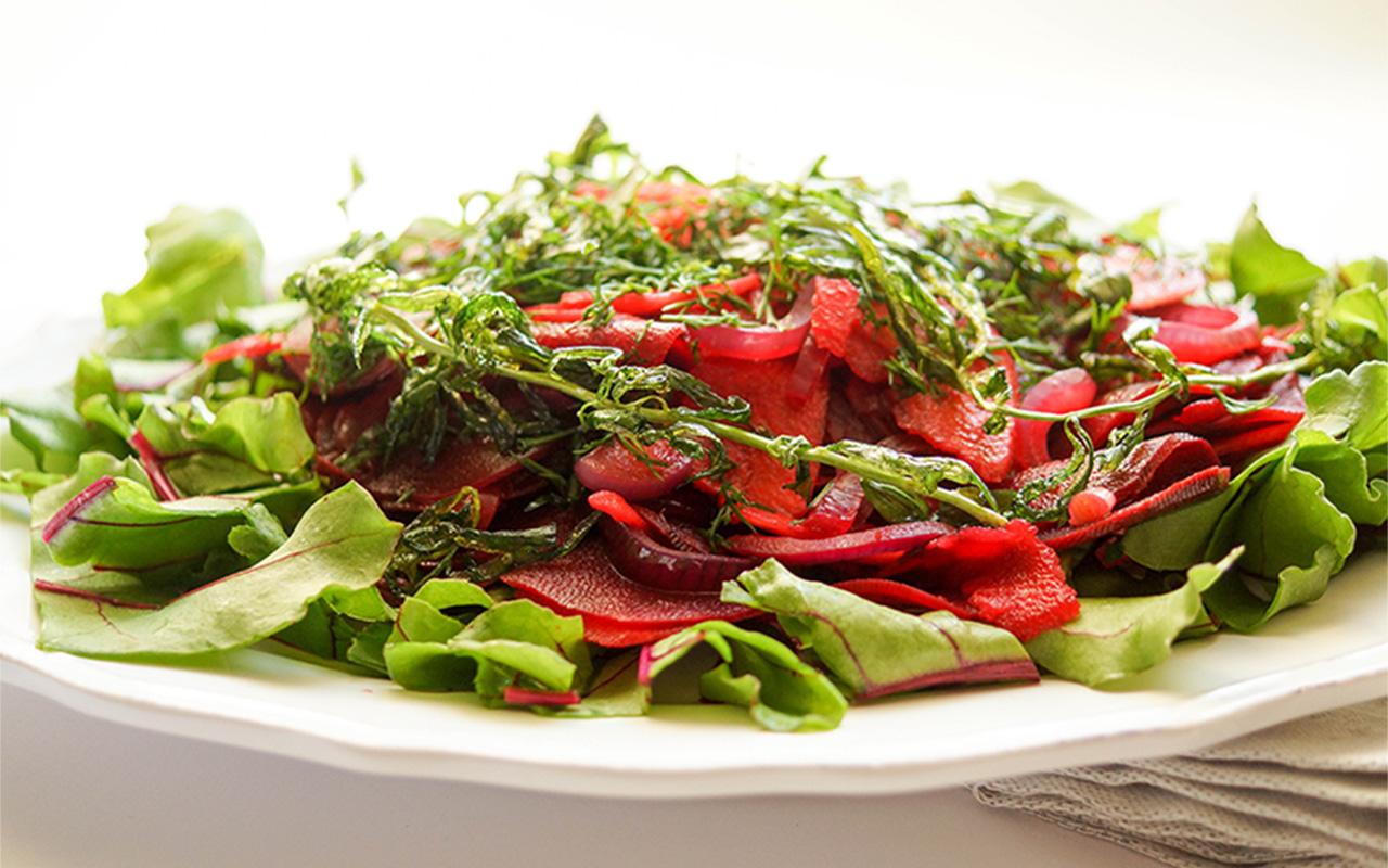 Rote-Bete-Salat mit Apfel, Dill und Estragon by Elle Republic