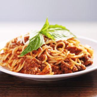 Spaghetti Bolognese Söße Rezept (Ragu) mit Rindfleisch