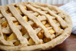 Dinkel Vollkorn Apfelkuchen von Elle Republic