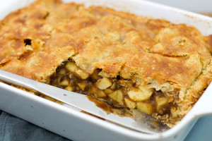Glutenfreier Apfelkuchen von Elle Republic