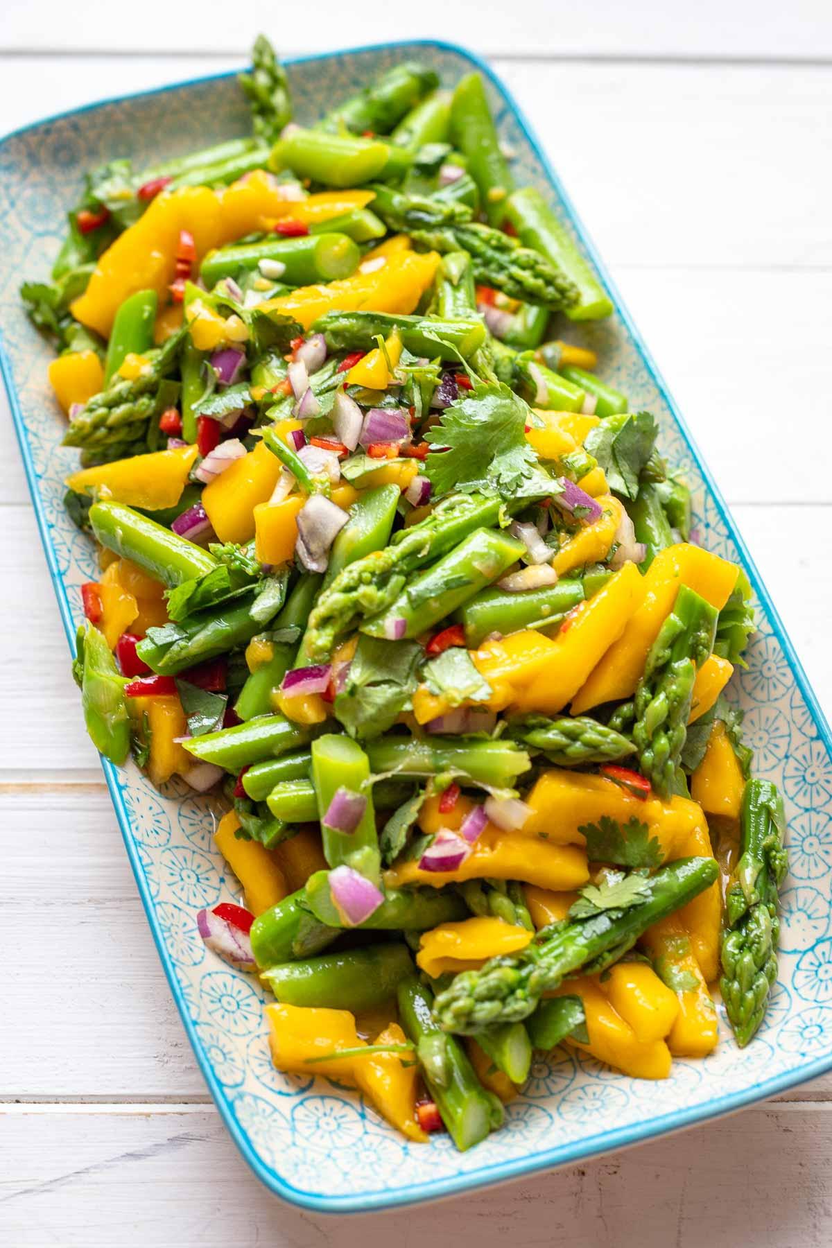 Spargel-Mango-Salat Rezept (1 of 1)