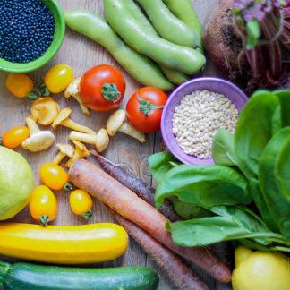 clean eating mit gesundes Leben und Essen für selber kochen ist cool