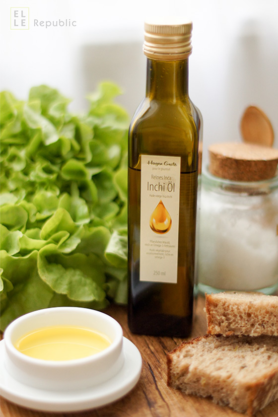 Sacha Inchi Öl Der nächste Superfood Hit mit Vitamin A und Vitamin E