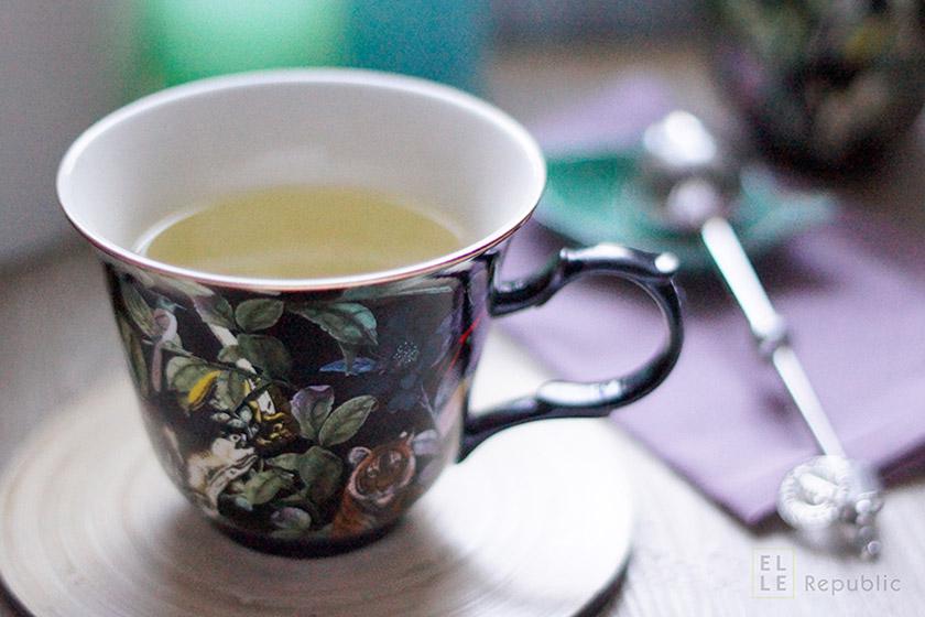 Tea-Time, 6 Gründe Tee zu trinken