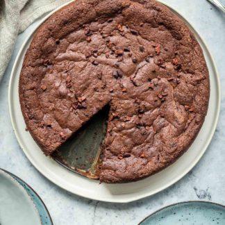 Schokoladenkuchen (glutenfrei), ohne Mehl Rezept