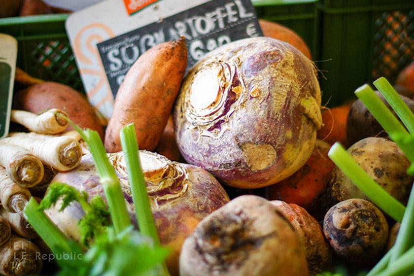 7 Gründe regionale und saisonale Produkte zu kaufen, Steckrüben, Wintergemüse