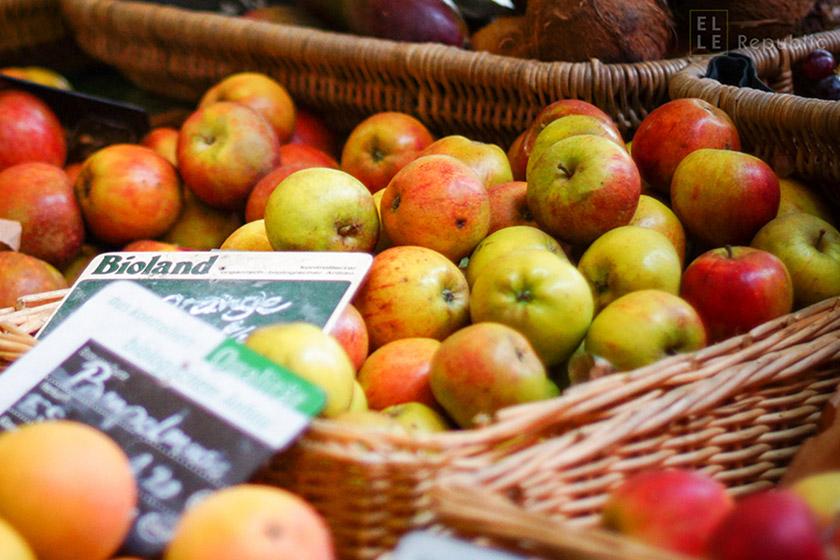 7 Gründe regionale und saisonale Produkte zu kaufen, Äpfel