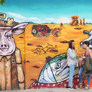 Camden Straßen-Kunst London Street Art