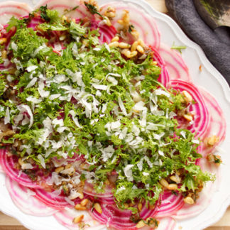 Heirloom Beet Carpaccio