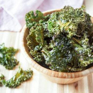 Homemade Kale Chips