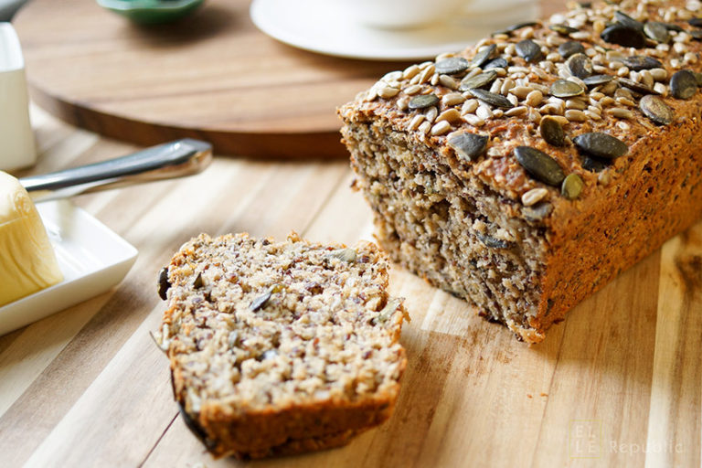 Protein Powered Seed Bread