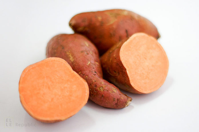 Süßkartoffeln Elle Republic