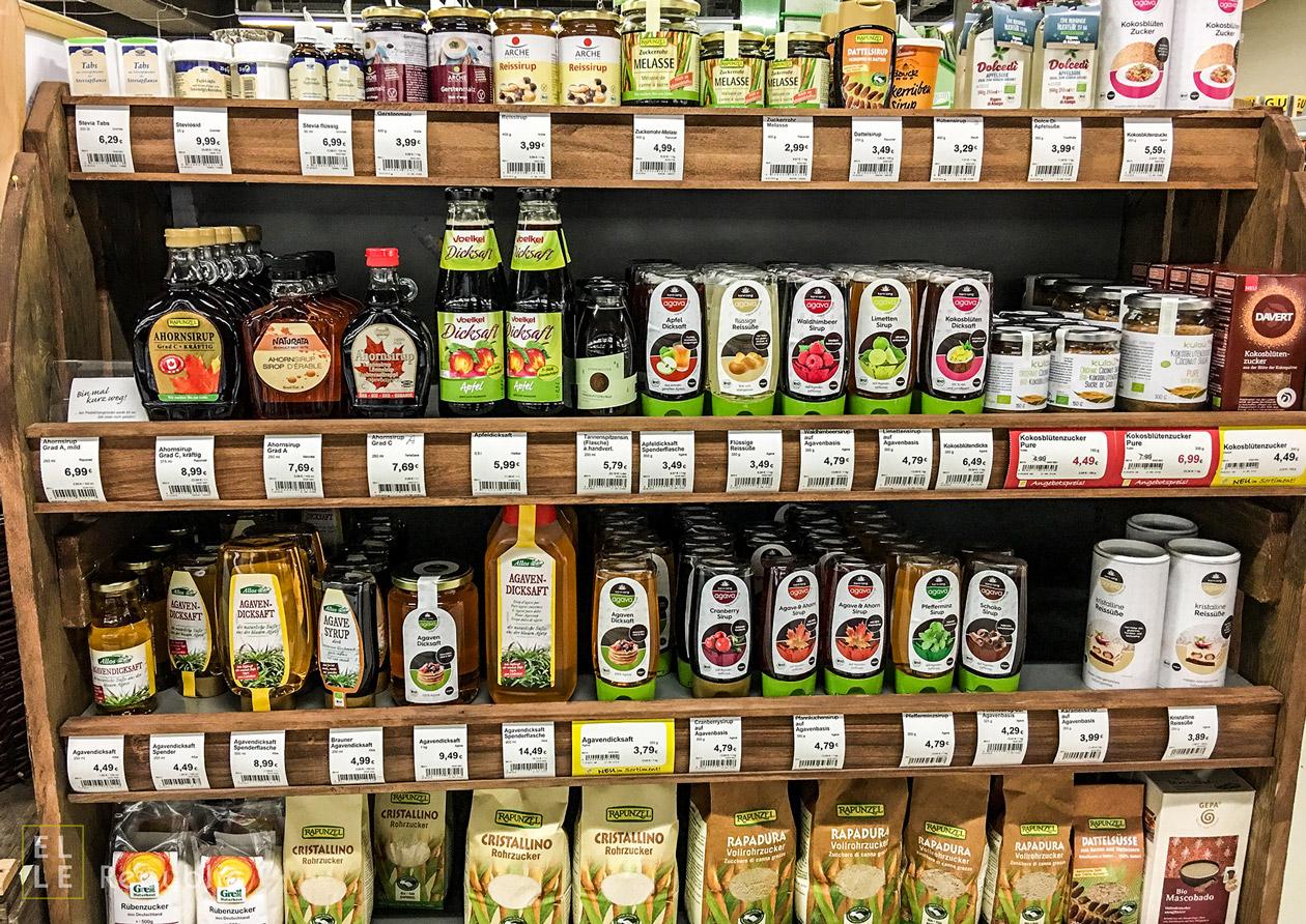 Zuckerarten von Honig, Kokosblütenzucker, Dattelnsirup, Agavensirup, Vollrohrzucker und Rohrohrzucker, usw. Welcher Zucker ist besser?