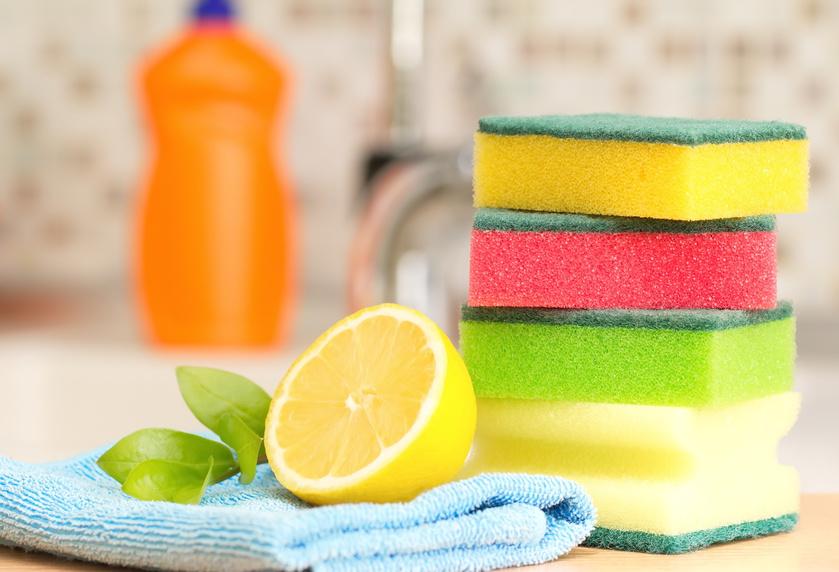Zitrone – Ein natürliches Putzmittel