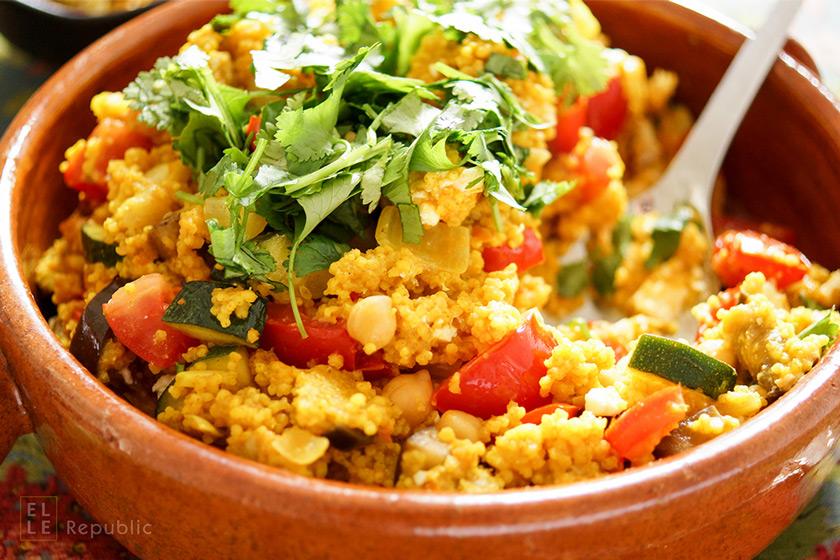 Tunesischer Eintopf glutenfrei, gesunde Ernährung, einfache Rezepte