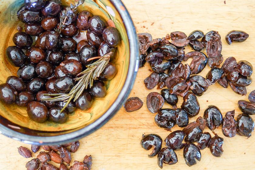 Nicoise-olives
