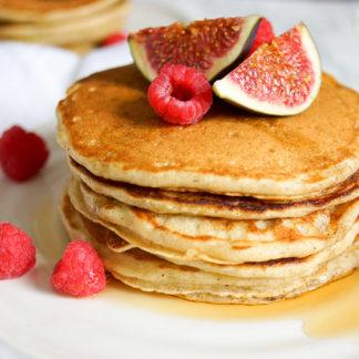 Buttermilch Pancakes, Pfannkuchen, Pancake-Rezept