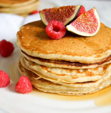 Canadian Buttermilk Pancakes