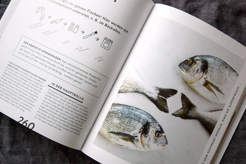 Das Prinzip Kochen Buch