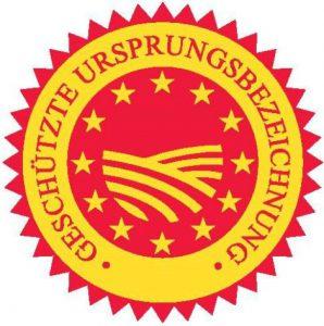 DAS G.U.-SIEGEL PROSCIUTTO DI SAN DANIELE logo