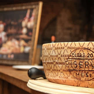 Ist Grana Padano Käse und Parmesan dasselbe?
