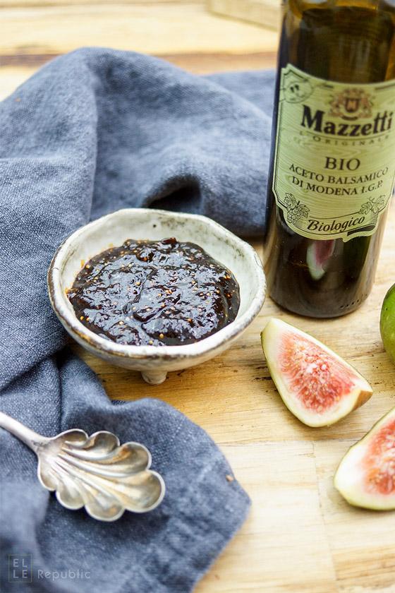 Mazzetti Balsamic Feigen Soße Rezept