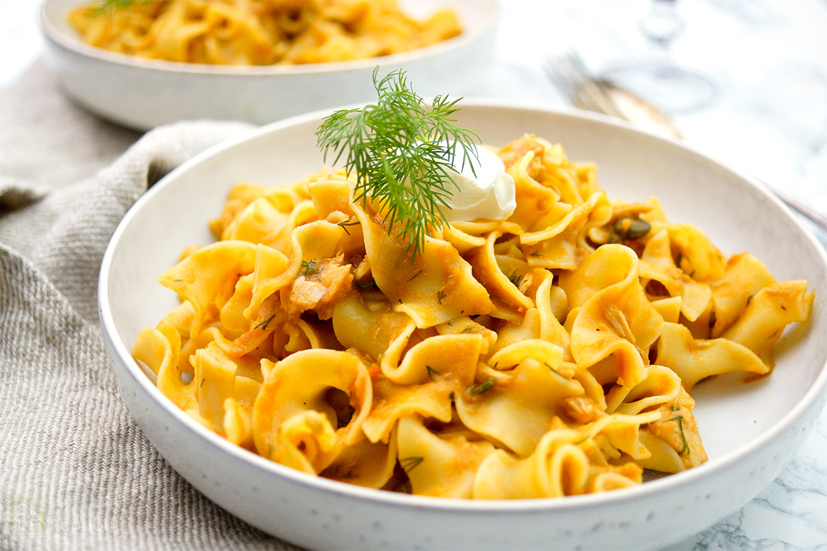 Mazzetti Balsamico-Sugo mit Thunfisch, Kapern, Tomaten