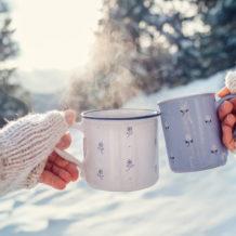 Sonne und Tee im Winter, Mit Vitamin D ohne Erkältung durch den Winter