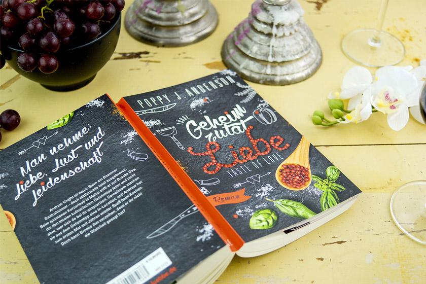 Taste of Love/Geheimzutat Liebe, Rezept für One Pot Clambake