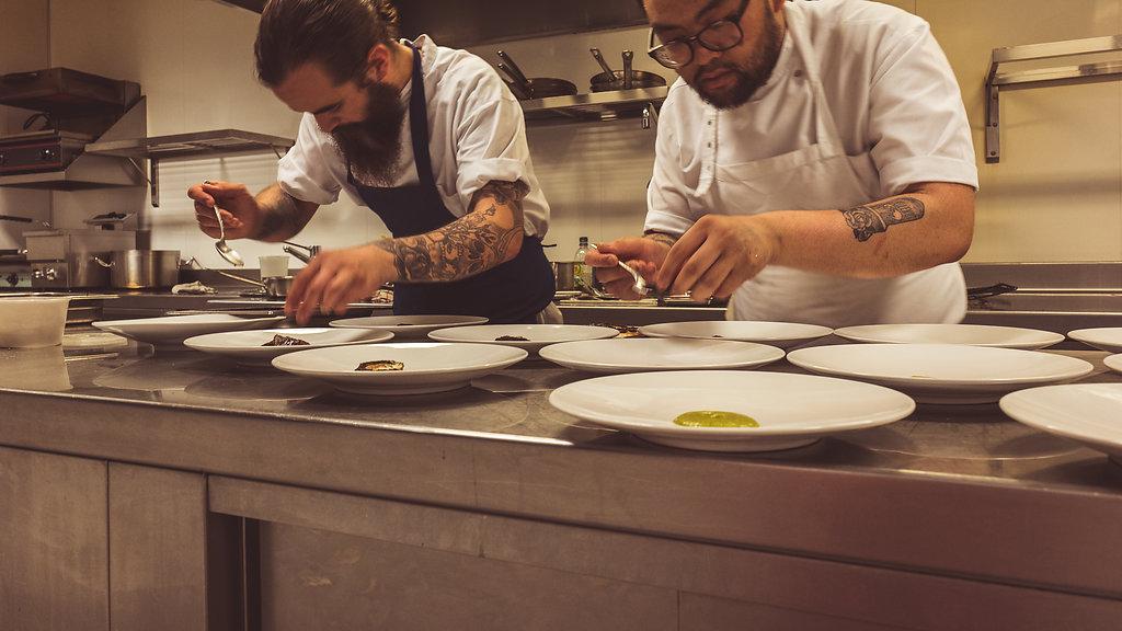 Christopher Haatuft Restaurant Lysverket