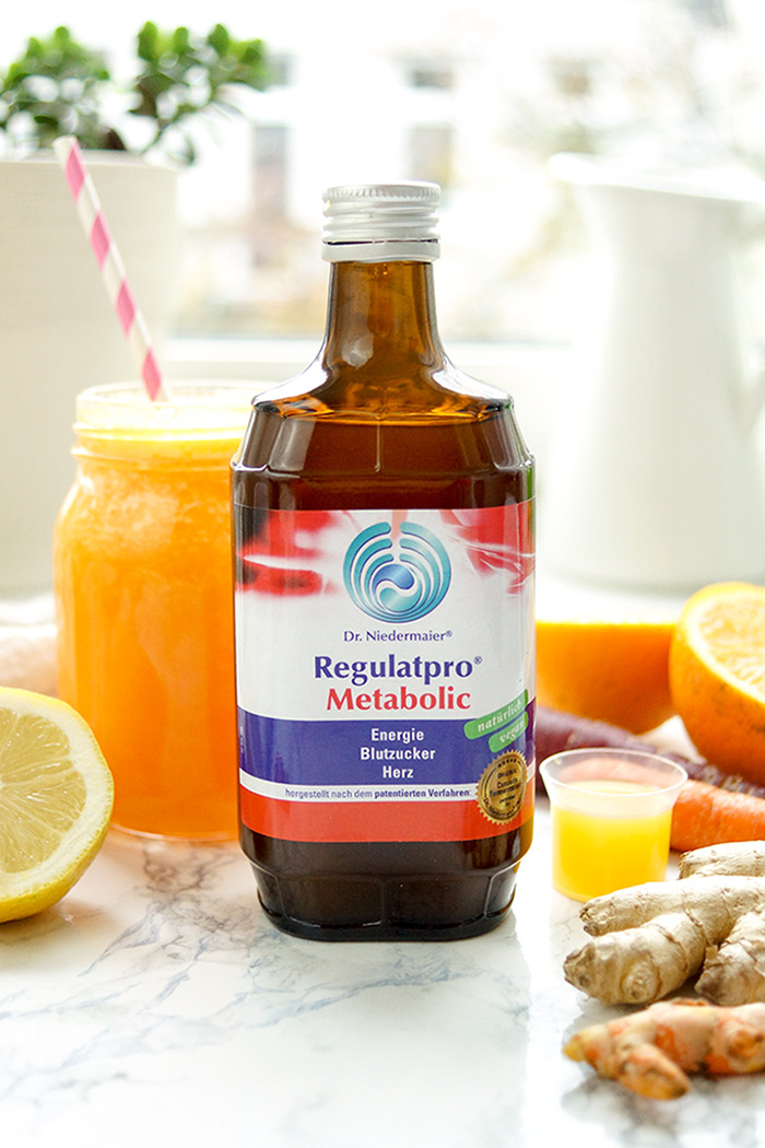 Super-C-Smoothie mit Regulatpro® Metabolic
