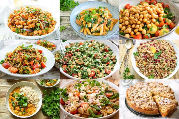 Top 10 Rezepte von 2017 auf Elle Republic Food Blog