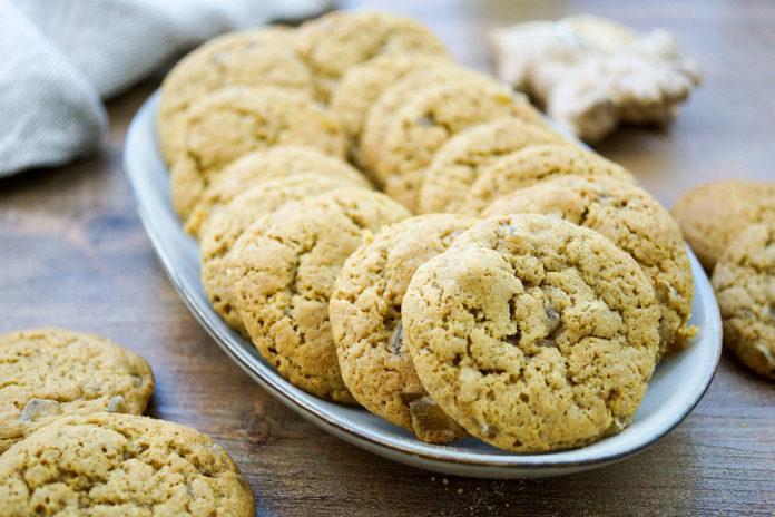 Kokos ingwer kekse rezept