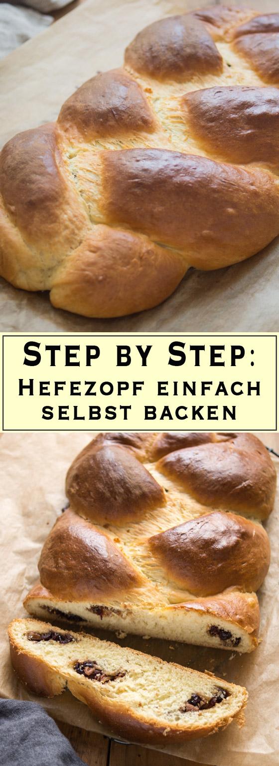 Hefezopf-Rezept