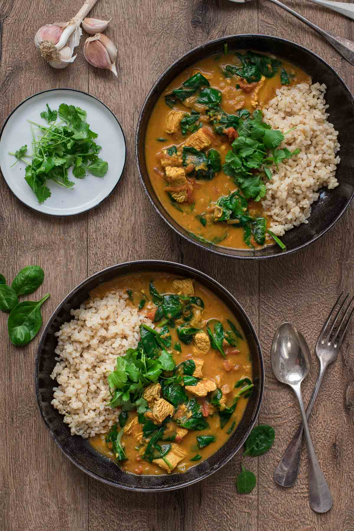 Garam Masala Curry with Turkey