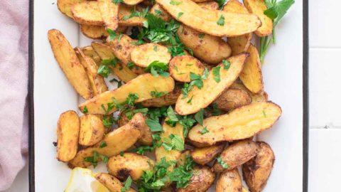 Harissa Kartoffeln Rezept | Einfach & Gesund | Elle Republic