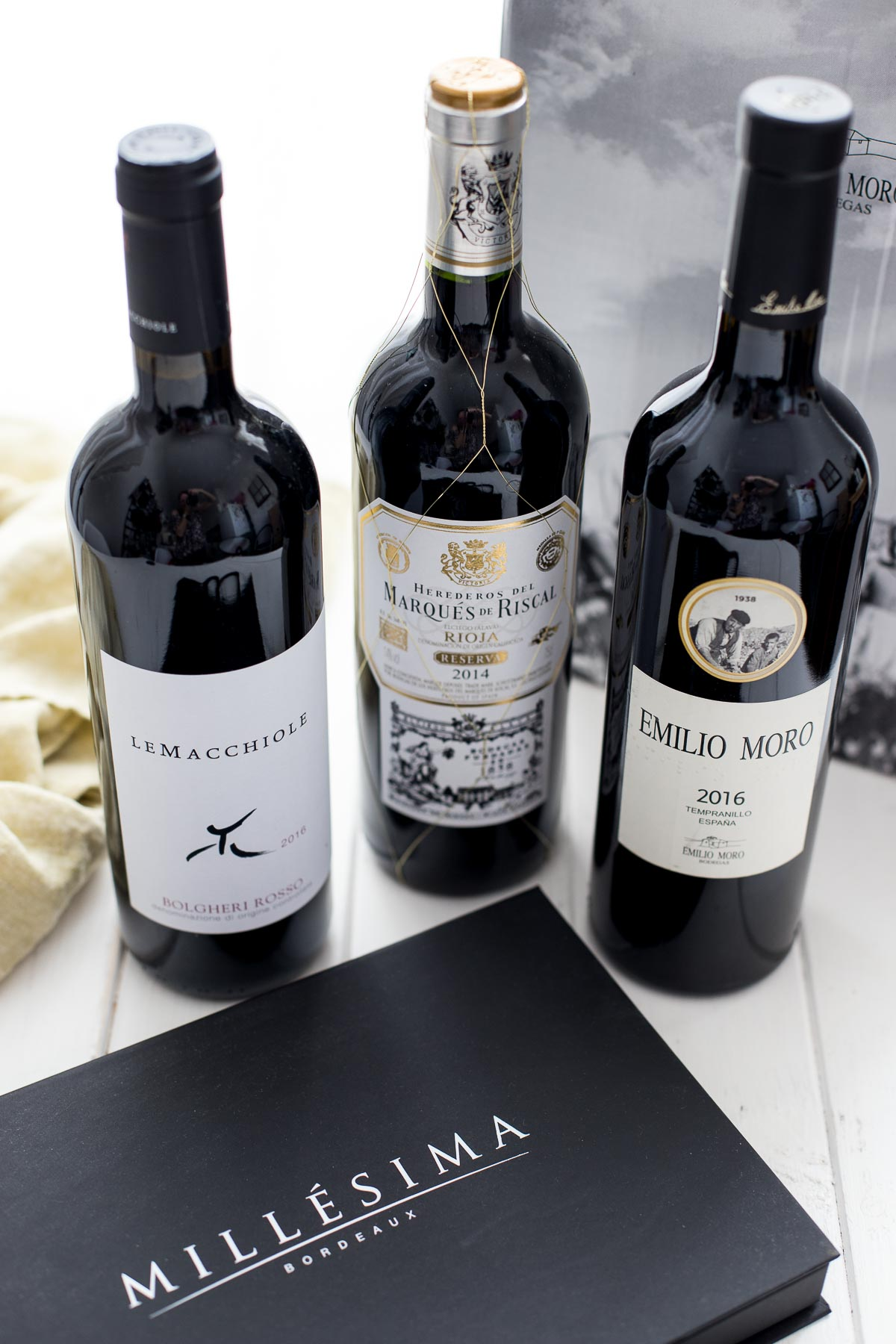 MILLESIMA Wein