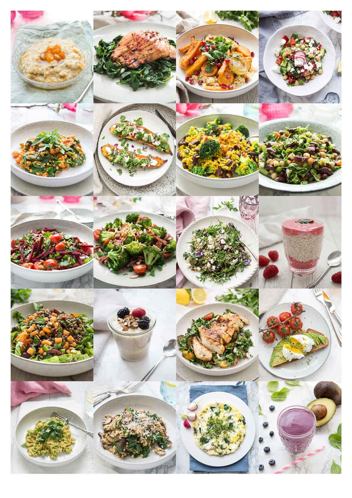 Buch: Gesund kochen leicht gemacht, Rezepte von Elle Republic