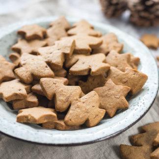 Dinkel Lebkuchen (Leckere Weihnachtsplätzchen Rezept)