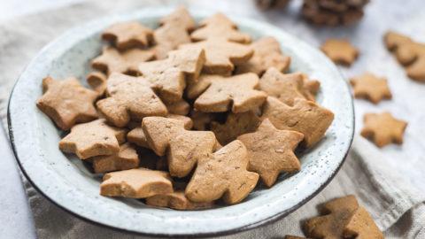 Dinkel Lebkuchen | Weihnachtsplätzchen Rezept | Elle Republic