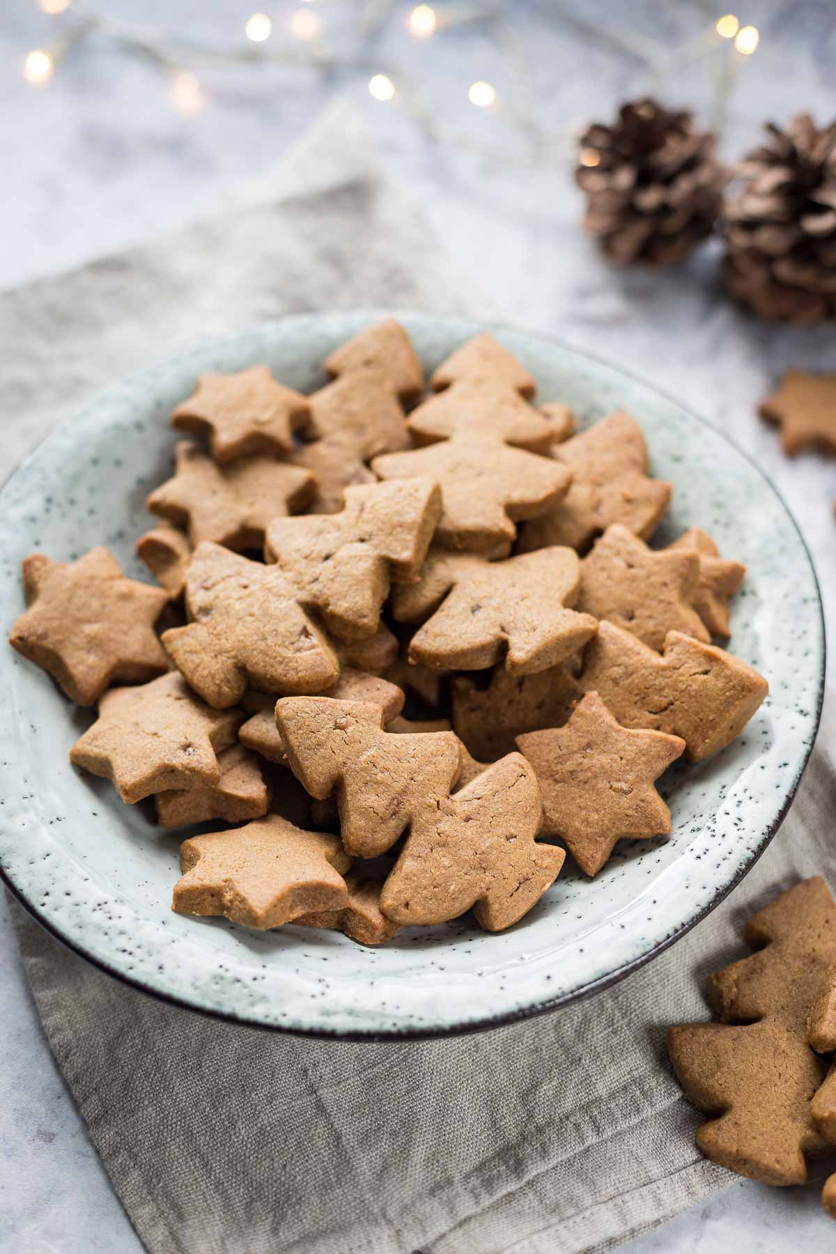 Classic Gingerbread with spelt flour