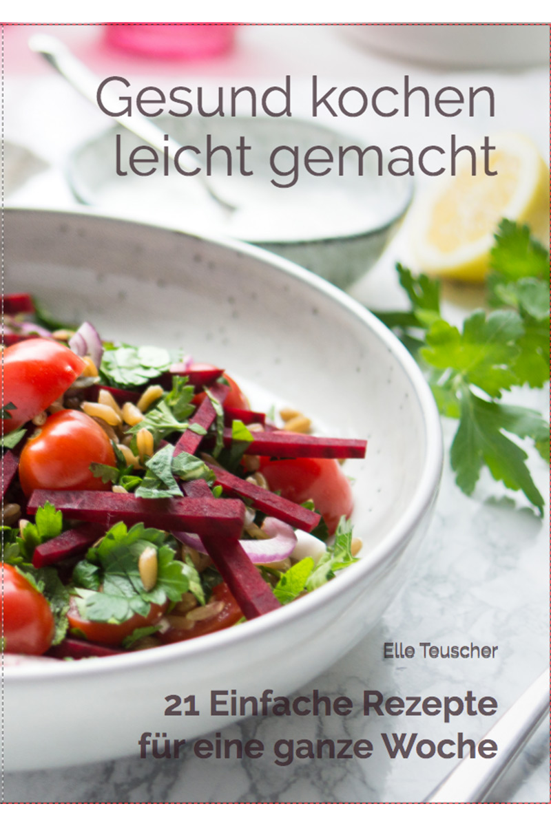 Elle Republic Rezepte Kochbuch Low-Cal Amazon
