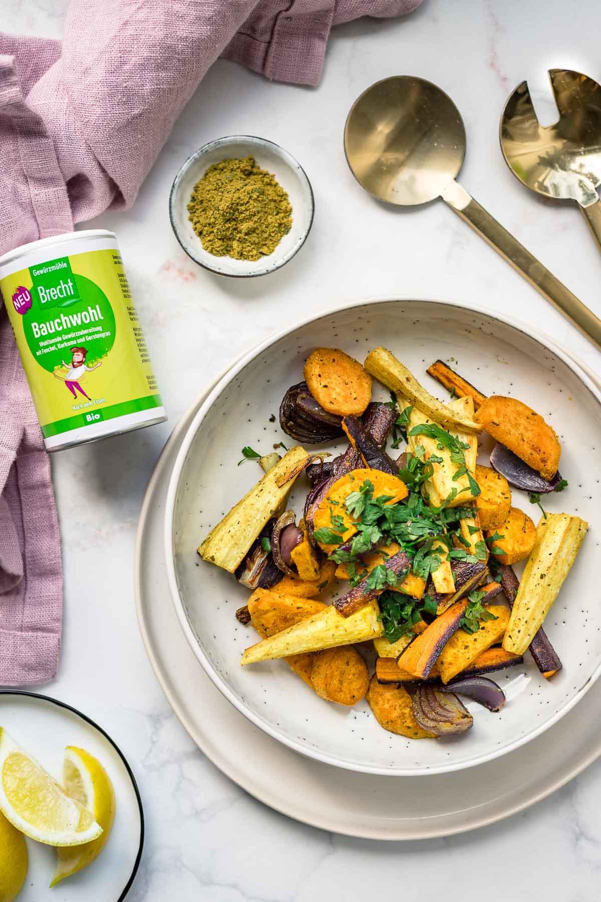 Weiße Bohnensuppe mit Mangold | Rezept | Elle Republic