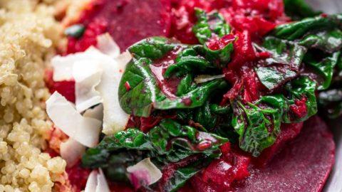 Rote-Bete-Curry mit Kokosmilch | Rezept | Elle Republic