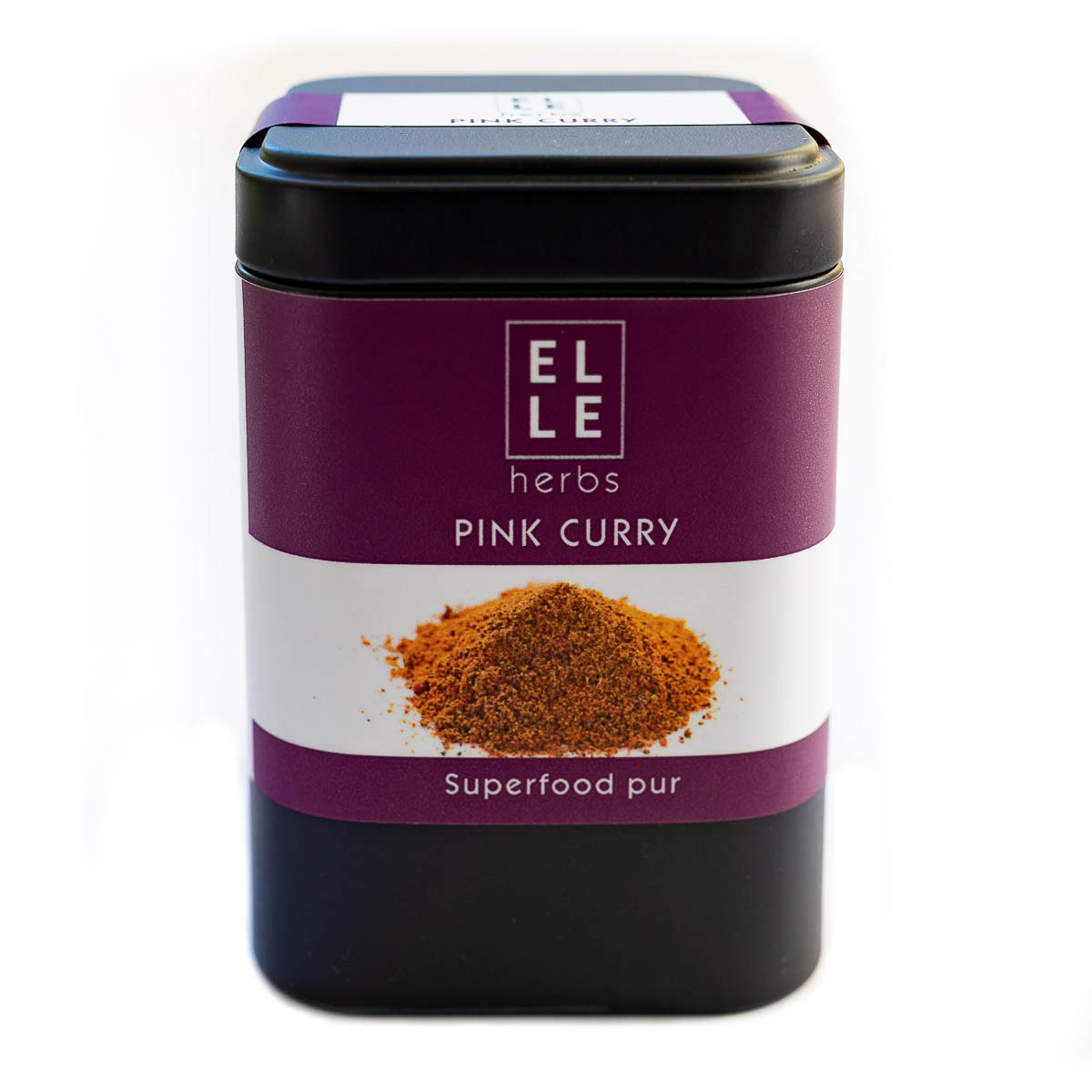 Pink Superfood Curry Gewuerzmischung Elle Herbs